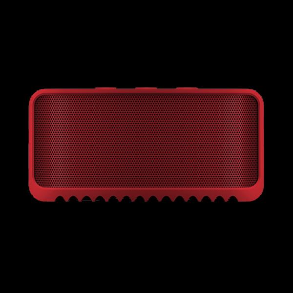Haut-parleur Jabra sans fil Bluetooth Solemate Mini couleur rouge