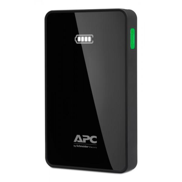 Batterie de secours portable Power Pack APC 5000 mAh Lithium Polymère noir