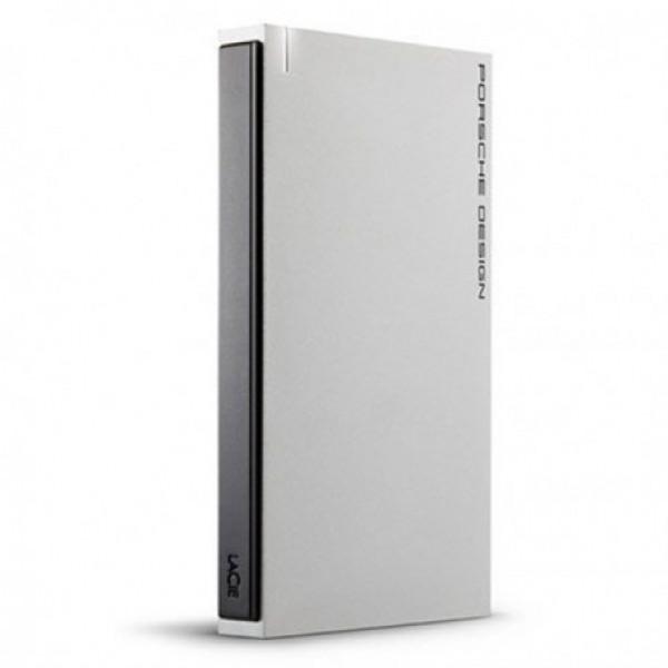 Disque dur externe LaCie PORSCHE2.5 1 To USB 3.0 Aluminium Noir