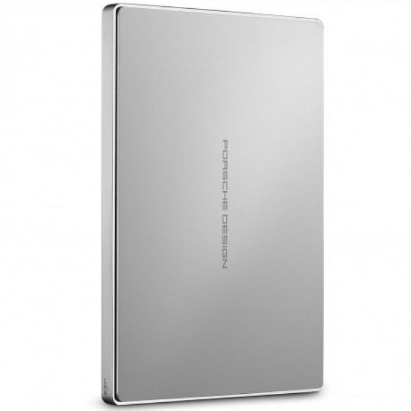 Disque dur externe LaCie Porsche Design 1 To USB 3.0 Silver