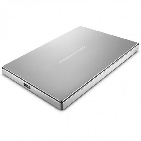Disque dur externe  LaCie STFD2000400  2 To USB 3.0 Argent