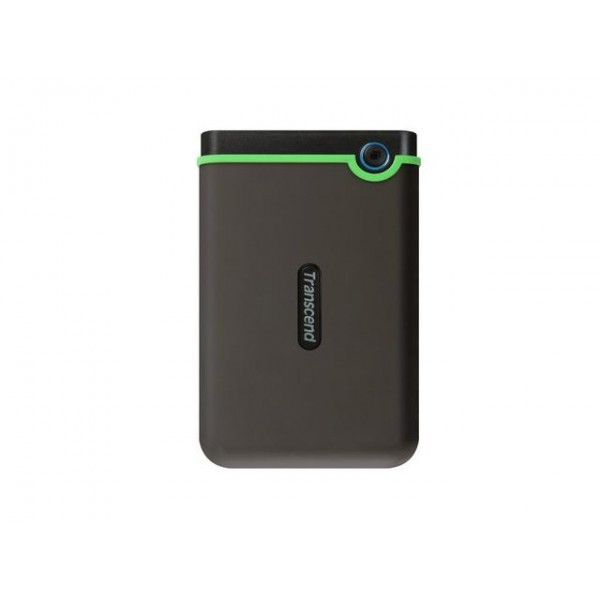 Disque dur externe Transcend 2TB StoreJet 25M3 USB3.0  Vert Gris