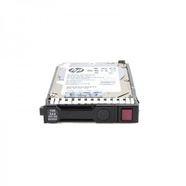 "Disque dur Interne HP Entreprise 300GB SAS 2,5""(872475-B21)"