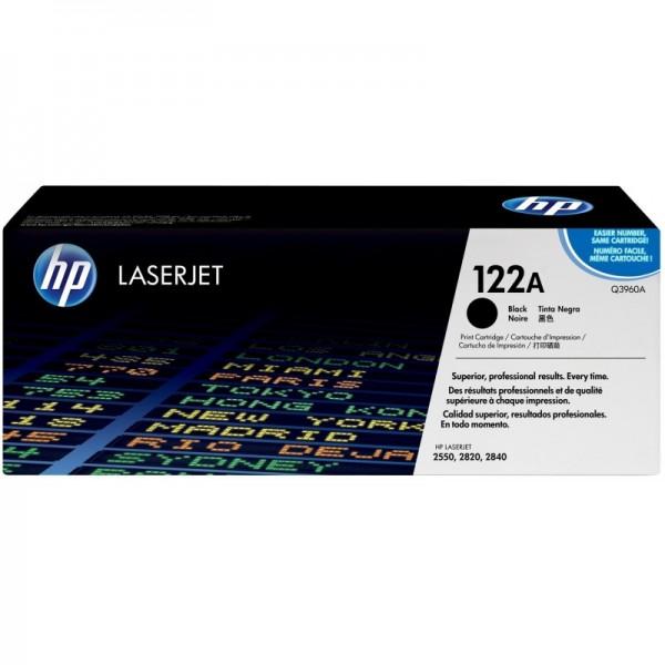 HP 122A Noir (Q3960A) - Toner HP LaserJet d'origine